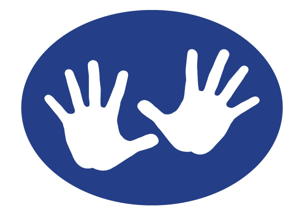 Two Little Hands Logo