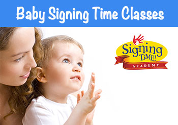 Take a Signing Time class in your community