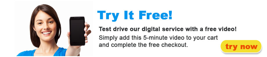 try a free digital video now
