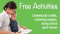 Get free educational activities for home and school