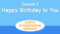 Signing Time Series Two DVD: Happy Birthday To You