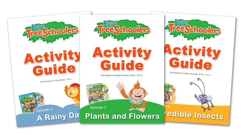 TreeSchooler Activity Guides
