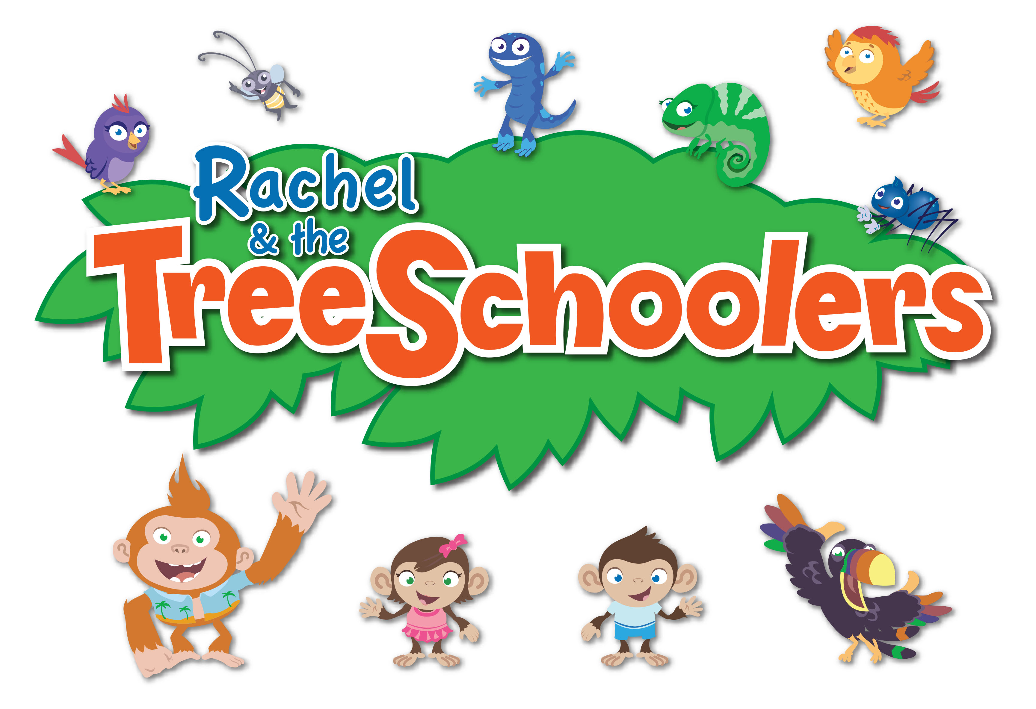 Rachel and the TreeSchoolers logo